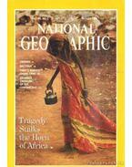 National Geographic August 1993 Vol. 184. No. 2. - Graves, William (szerk.)
