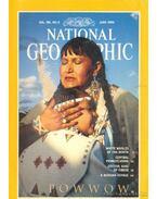 National Geographic June 1994 Vol. 185. No. 6. - Graves, William (szerk.)