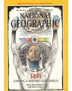 National Geographic October 1991 Vol. 180. No. 4. - Graves, William (szerk.)