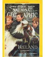 National Geographic September 1994 Vol. 186. No. 3. - Graves, William (szerk.)