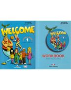 Welcome 1. Pupil's Book + Workbook - Gray, Elizabeth,  Virginia Evans