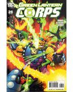 Green Lantern Corps 26.