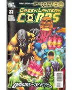 Green Lantern Corps 33.