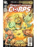 Green Lantern Corps 37.