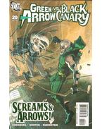 Green Arrow/Black Canary 20.