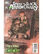 Green Arrow/Black Canary 21.