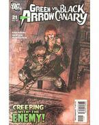 Green Arrow/Black Canary 21.