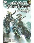 Green Arrow/Black Canary 24.