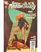 Green Arrow/Black Canary 3.