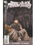 Green Arrow/Black Canary 4.
