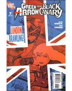 Green Arrow/Black Canary 7.