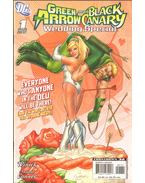 Green Arrow/Black Canary Wedding Special 1.