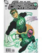 Green Lantern 33.