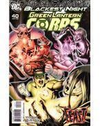 Green Lantern Corps 40.