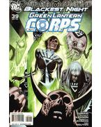 Green Lantern Corps 39.