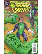 Green Lantern 101.