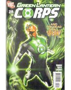 Green Lantern Corps 28.