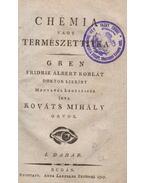 Chémia vagy természettitka I. II.