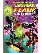 Green Lantern/Flash: Faster Friends part one