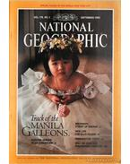 National Geographic 1990 September - Grosvenor, Gilbert M. (főszerk.)