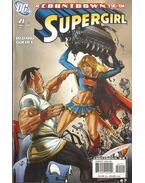 Supergirl 21. - Guedes, Renato, Tony Bedard