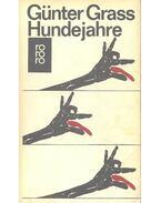 Hundejahre - Günter Grass