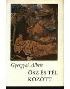 Ősz és tél között - Gyergyai Albert