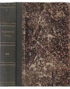 Gyógyszerészeti hetilap 1874. (teljes évfolyam)