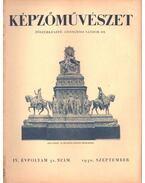 Képzőművészet 1930 szeptember - Gyöngyösi Nándor Dr.