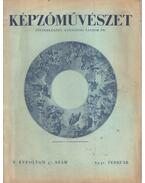Képzőművészet 1931 február - Gyöngyösi Nándor Dr.