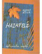 Hazafelé - György Attila