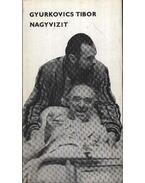 Nagyvizit - Gyurkovics Tibor