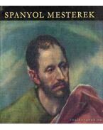 Spanyol mesterek - H. Takács Marianna