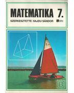 Matematika 7. - HAJDU SÁNDOR