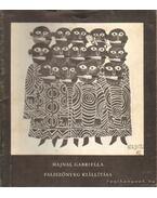 Hajnal Gabriella faliszőnyeg kiállítása - Hajnal Gabriella