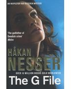 The G File - Hakan Nesser