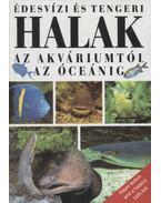 Édesvízi és tengeri halak az akváriumtól az óceánig