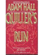 Quiller's Run - Hall, Adam