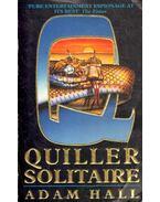 Quiller Solitaire - Hall, Adam