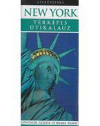 New York térképes útikalauz - HALL, DEREK, Marion Dent, Sue Juby
