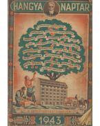 Hangya-naptár az 1943-ik évre