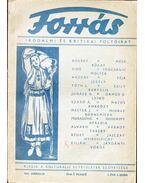 Forrás 1943/március I. évf. 3. szám - Hankiss János