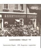 Szentendrei Tárlat '79 - Hann Ferenc