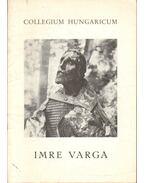 Imre Varga (dedikált) - Harangozó Márta