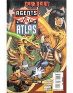 Agents of Atlas No. 4 - Hardman, Gabriel, Jeff Parker
