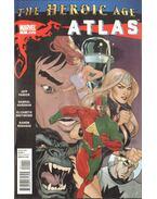 Atlas No. 1 - Hardman, Gabriel, Jeff Parker