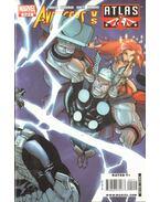 Avengers vs. Atlas No. 2 - Hardman, Gabriel, Jeff Parker