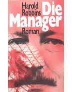 Die Manager - Harold Robbins