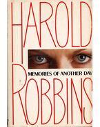 Memories of Another Day (dedikált) - Harold Robbins