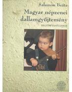 Magyar népzenei dallamgyűjtemény - hegedűtanításhoz